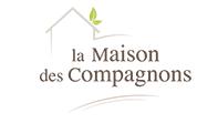 logo de la maison des compagnons